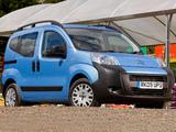 Photos of Citroën Nemo Multispace UK-spec 2009