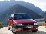 Citroën Saxo 3-door 1996–99 wallpapers