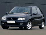 Citroën Saxo VTS New Morning 1998 photos