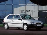 Citroën Saxo Electrique 1999–2004 images