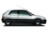 Citroën Saxo 3-door 1999–2004 pictures
