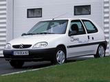 Citroën Saxo Gaz Naturel 1999–2004 pictures