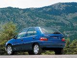Citroën Saxo 5-door 1999–2004 wallpapers