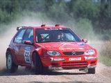 Citroën Saxo Super 1600 photos