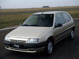 Images of Citroën Saxo 3-door 1996–99