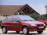 Images of Citroën Saxo 5-door 1999–2004