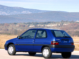 Photos of Citroën Saxo 3-door 1996–99