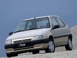 Photos of Citroën Saxo 3-door 1996–99