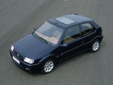 Photos of Citroën Saxo VTS New Morning 1998