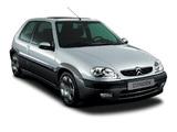 Pictures of Citroën Saxo 3-door 1999–2004