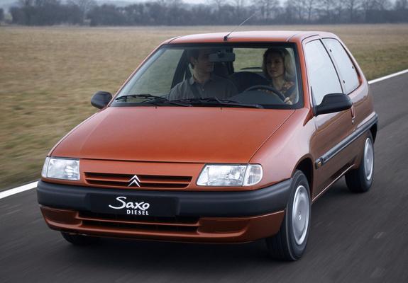 Citroën Saxo Wallpapers