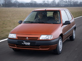 Citroën Saxo 3-door 1996–99 wallpapers