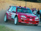 Citroën Saxo Super 1600 wallpapers