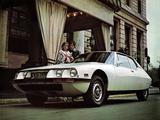 Citroën SM US-spec 1972–73 images