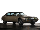 Citroën SM Opéra by Chapron 1972–74 wallpapers