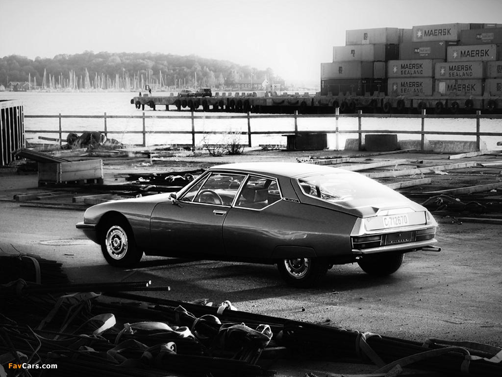 Images of Citroën SM 1970–75 (1024 x 768)