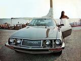 Images of Citroën SM US-spec 1972–73