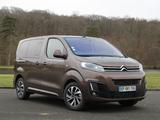 Citroën SpaceTourer 2016 images