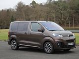 Citroën SpaceTourer 2016 photos
