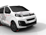 Citroën SpaceTourer 4X4 Ë Concept 2017 photos