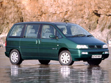 Citroën Synergie 1998–2002 photos