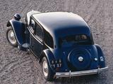 Citroën Traction Avant 1934–57 photos