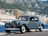 Citroën Traction Avant 1934–57 wallpapers