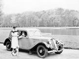 Images of Citroën Traction Avant 1934–57
