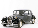 Photos of Citroën Traction Avant 1934–57