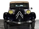 Citroën Traction Avant Cabrio 1934–57 wallpapers