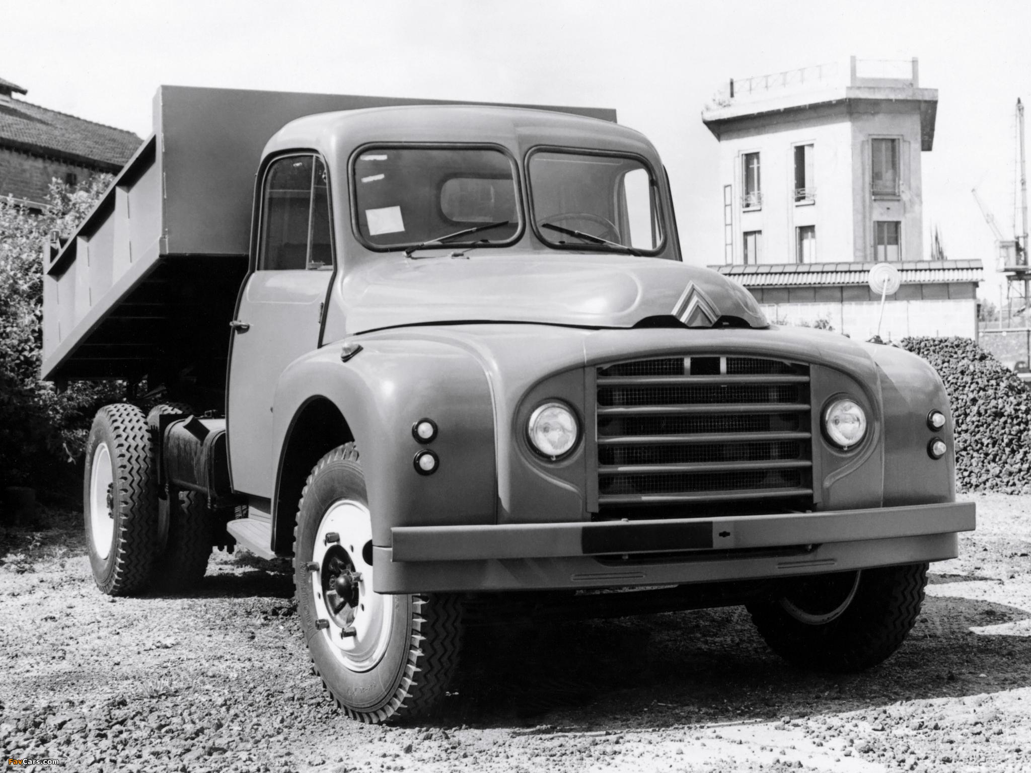 Citroën Type 55 1953–65 images (2048 x 1536)