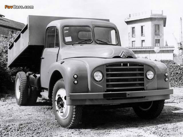 Citroën Type 55 1953–65 images (640 x 480)