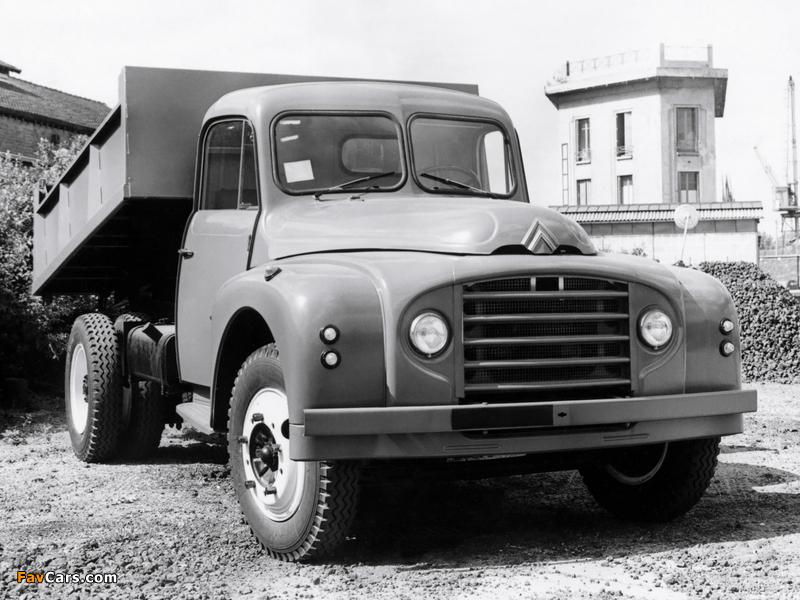 Citroën Type 55 1953–65 images (800 x 600)