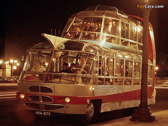 Photos of Currus Cityrama (U55) 1959 (640 x 480)
