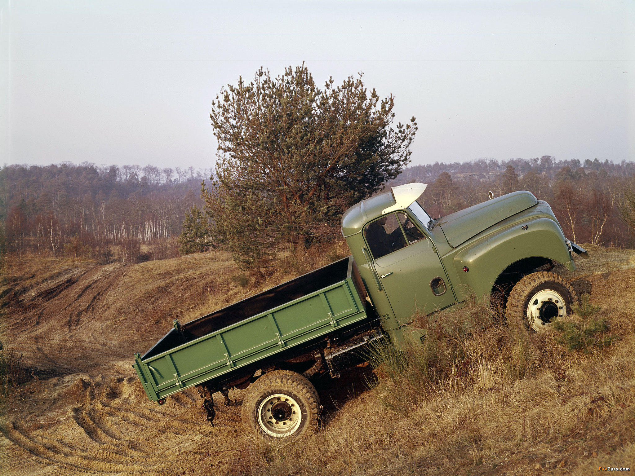 Pictures of Citroën Type 55 Version 46 4x4 (2048 x 1536)