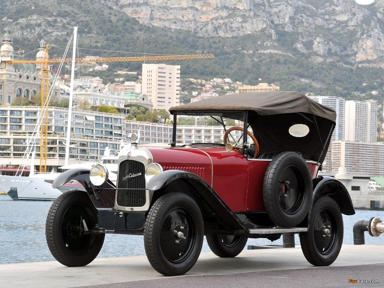 Citroën Type C Super Culasse 1924–26 photos (1280 x 960)