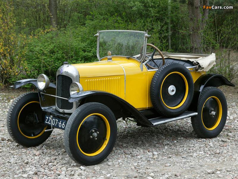 Citroën Type C 1922–26 images (800 x 600)