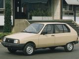 Citroën Visa Entreprise 1982–88 photos
