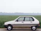 Citroën Visa 1982–88 photos
