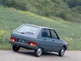 Citroën Visa 1982–88 pictures