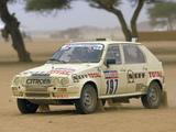 Citroën Visa 1000 Pistes Rally Car 1983–86 images