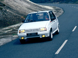 Citroën Visa GT Tonic 1983–84 images