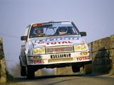 Citroën Visa 1000 Pistes Rally Car 1983–86 photos