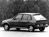 Citroën Visa GTi 1985–88 images