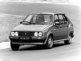 Citroën Visa GTi 1985–88 wallpapers
