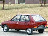 Images of Citroën Visa 1982–88