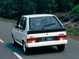 Images of Citroën Visa GT Tonic 1983–84