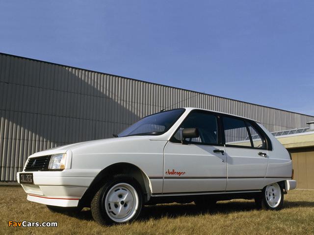 Photos of Citroën Visa Challenger 1985 (640 x 480)