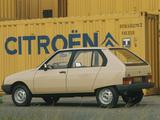 Pictures of Citroën Visa Entreprise 1982–88