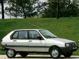 Citroën Visa 1982–88 wallpapers